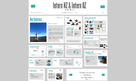 Copy of Intern NZ & Intern OZ
