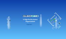 WestJet Case Study: Team No. 3