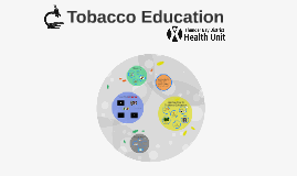 TBDHU YJC Leader Training: Tobacco Education