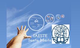 IAESTE Santa Marta