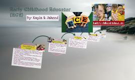 Early Childhood Educator (ECE)