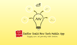 Easter Seals New York Mobile App