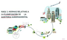 Copy of Copy of NORMAS DE AUDITORÍA GUBERNAMENTAL - NAGU