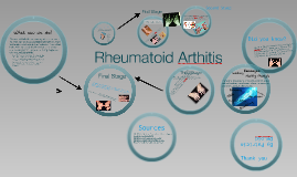 Copy of Rheumatoid Arthritis