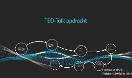 TED-Talk opdracht
