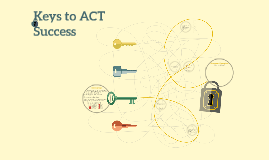 Keys to ACT Success