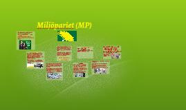 Miljöpariet (MP)