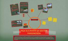 Copy of MGA SULIRANIN SA SEKTOR PANGINGISDA