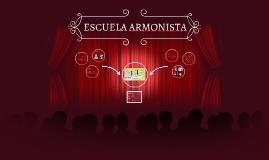 Copy of ESCUELA ARMONISTA
