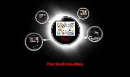 The Unthinkables-parent presentation