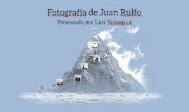 Fotografia de Juan Rulfo