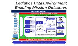 Logistics Data Environment