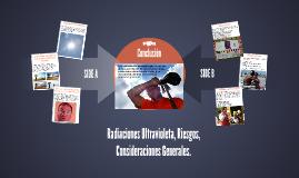 Radiaciones Ultravioleta, riesgos,