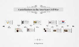 Contributions to the American Civil War