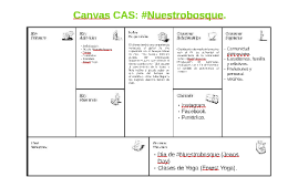 Canvas CAS: #Nuestrobosque: Forest Yoga.