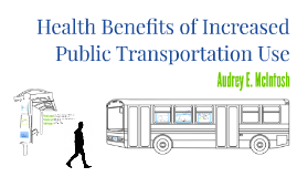 benefit of using public transpotation The american public transportation association and other comparable to or less than the cost of public transit greatly benefit from privatizing transit.
