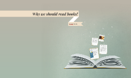 Why we should read books!