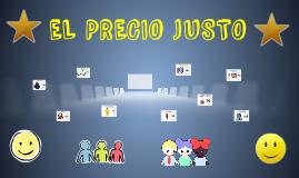 EL PRECIO JUSTO