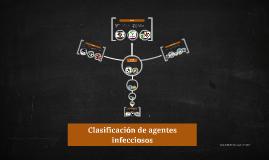 Clasificación de agentes infecciosos