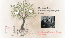 Die Kognitive Entwicklung nach Piaget