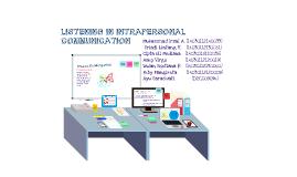 Copy of Mendengarkan dalam Komunikasi Interpersonal