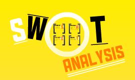 Swot Analysis - Emman de Guzman