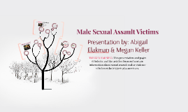Male Sexual Assualt Victims