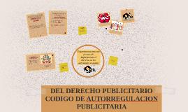 Copy of DEL DERECHO PUBLICITARIO