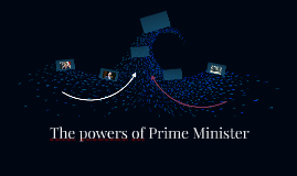 The powers of Prime Minister