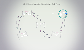 GRCC Lean Champion Report Out - Rob Pease