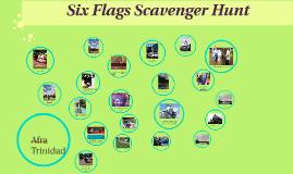 Copy of Copy of Copy of Copy of Six Flags Scavenger Hunt