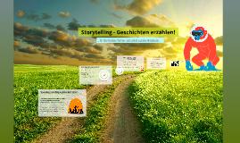 Copy of Storytelling - Geschichten erzählen