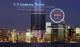 Copy of 9/11 Conspiracy Theories