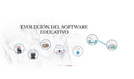 Evolución del Software Educativo- Eliana Alarcón