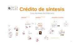 Copy of Copy of Credito de sintesis