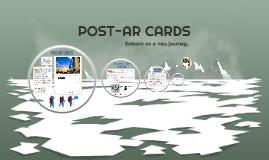 POST-AR CARDS