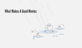 What Makes A Good Movies