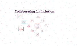 Collaborating for Successful Inclusion