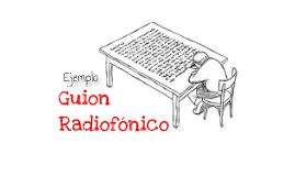 10 El Guion Radiofónico II
