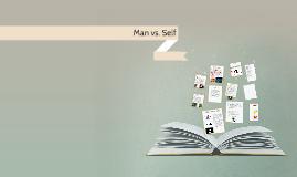 Copy of Man vs. Self