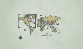 Rizal's Travels