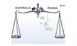 Australia  vs Russia