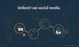 invloed van sociaal media