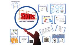 Skills Academy 2017_Skill needs anticipation