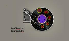 Opera/ Operett/ Aria