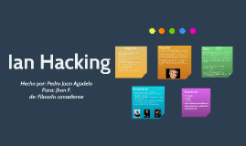 Ian Hacking