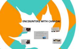 Encounters canada rencontres du canada