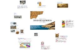 320.3 Orientation to Second Temple Judaism