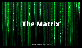 Copy of Matrix