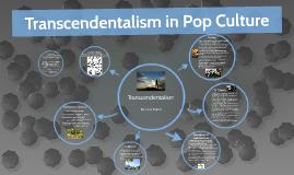 Transcendentalism in Pop Culture